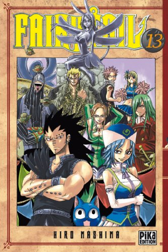 Fairy Tail T13