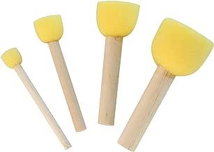 Schule und Gro/ßverbraucher f/ür Kunst Gr/ö/ße 12 Universalpinsel Borste flach Besatz aus strapazierf/ähigen Naturborsten Hobby Kreul 722412