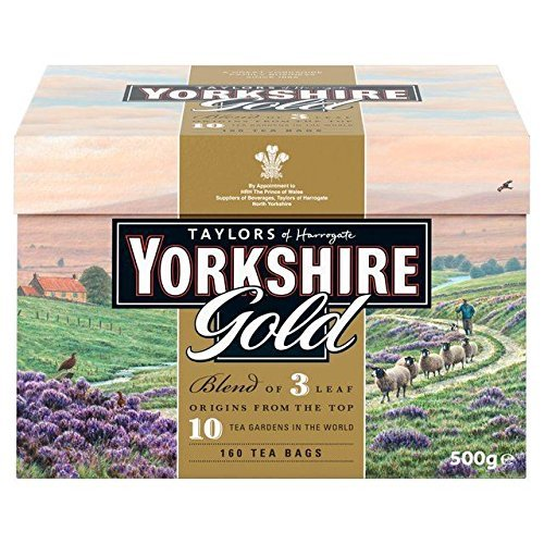 Taylors of Harrogate Yorkshire Tea Gold 160 Btl. 500g