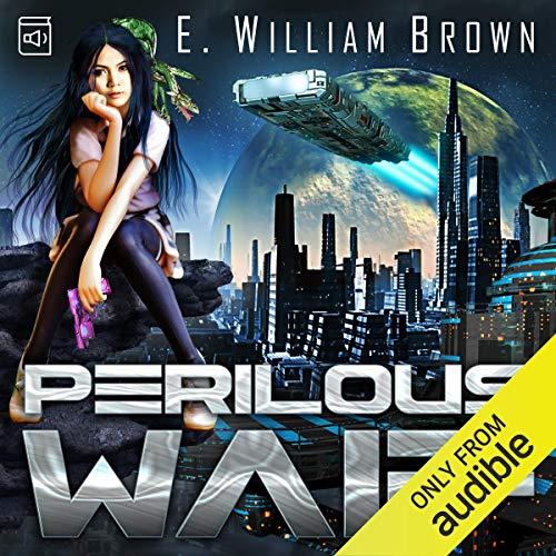 Perilous Waif audiobook cover art