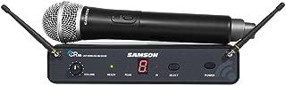 SAMSON Concert 88 Handheld UHF Wireless Mic System w/Premium Q7 Vocal Capsule
