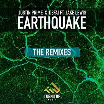 Earthquake (The Remixes)