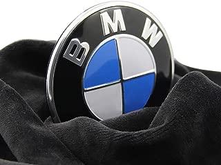 General purpose Emblem Logo Replacement for BMW Hood/Trunk 82mm for ALL Models E30 E36 E34 E60 E65 E38 X3 X5 X6 3 4 5 6 7 8
