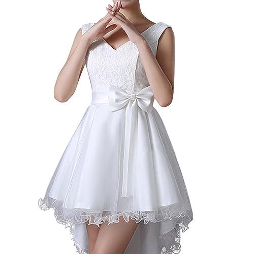 Vestidos Dama De Honor Cortos Amazones