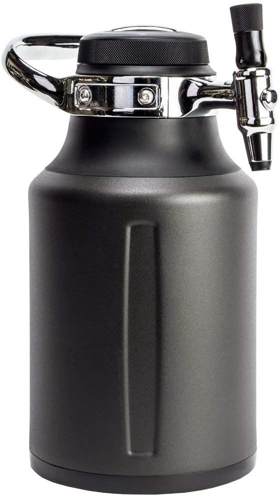 GrowlerWerks Courier shipping half free uKeg Go Carbonated Growler Beverage Craft Dispe and
