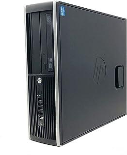 HP Elite 8200 - Ordenador de sobremesa (Intel Core I5-2400 Quad Core, 8GB Ram,HDD de 250 GB, Lector DVD, Sistema OPERATIVO...