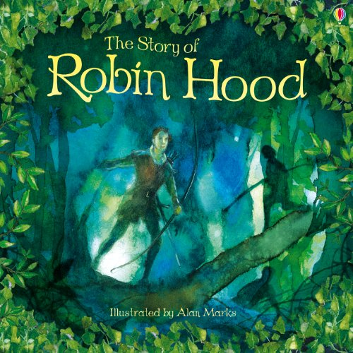The Story of Robin Hood: For tablet devices (Usborne Picture Books) (English Edition)
