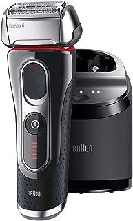 ブラウン メンズ電気シェーバー シリーズ5 5090cc-P 3枚刃 洗浄機付 水洗い可