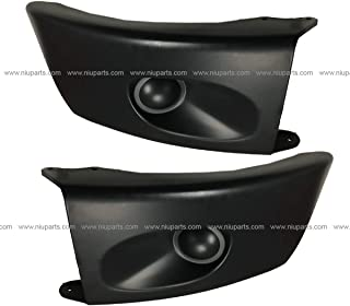 Plastic Bumper End Dark Gray -Driver and Passenger Side (Fit: 2002-2016 Freightliner M2 106 112 Bussiness Class)