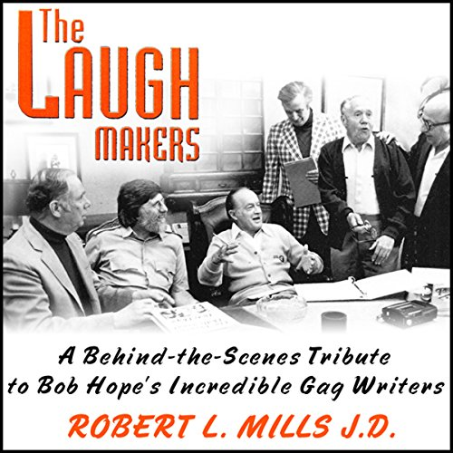 The Laugh Makers audiobook cover art