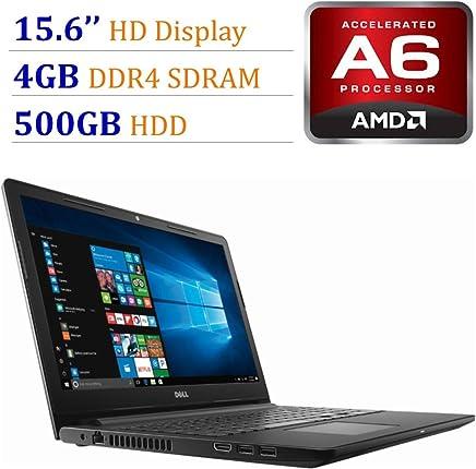 2018 Newest Premium Dell Inspiron 15.6-inch HD Display Laptop PC, 7th Gen AMD