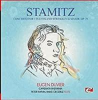 Concerto for 2 Flutes & Strings in G Major Op. 29