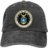 Sombrero de béisbol de la Fuerza Espacial de los Estados Unidos – USSF para adulto