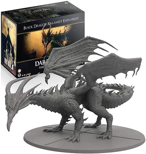 sorteos de estadio Steamforged Games Dark Souls    The Board Game - negro Dragon Kalameet Expansion  barato en línea