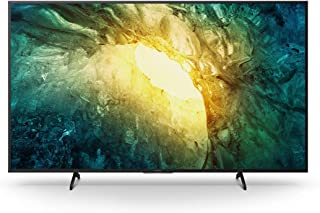 Sony BRAVIA 55 inch X75H LED 4K HDR Ultra HD Smart Android TV, Netflix Button and Google Assistant Voice Search KD-55X7500H