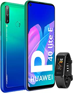 """HUAWEI P40 Lite E - Smartphone con Pantalla FullView de 6,39"""" (Kirin 710, 4 GB + 64GB, Triple Cámara IA de 48MP, Batería d..."""