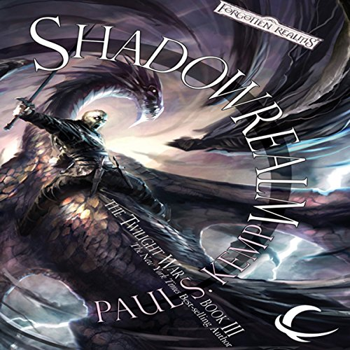 Shadowrealm audiobook cover art
