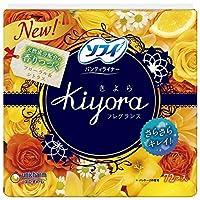 【まとめ買い】ソフィ Kiyora フレグランス ラグジュアリー 72枚 ×2セット