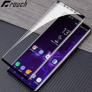 Phone Screen Protectors - 20D Curved Tempered Glass On The For for Samsung Galaxy A50 A40 A70 A30 A10 A8 A7 A20 M 20 30 Sc...