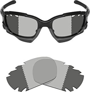 Mryok Replacement Lenses for Oakley Jawbone Vented/Racing Jacket Vented - Opt