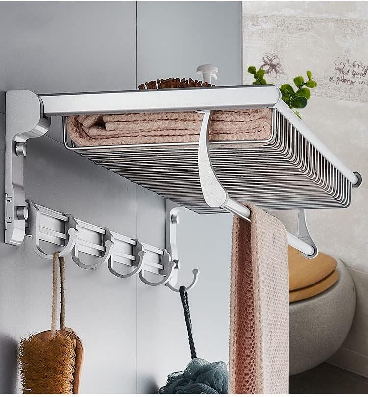 New product! New type Space Aluminum Nordic Bath Towel Import net Bathroom F Rack wholesale