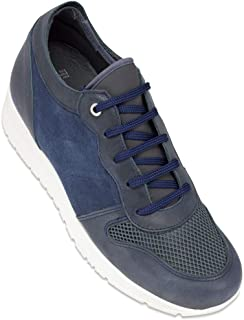 Zapatos con Alzas para Hombre. Aumentan Altura hasta 6 cm. Modelo Sidney