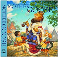 MOTHER GOOSE VOLUME 3 VOICE RECORD BOOK 0984527842 Book Cover