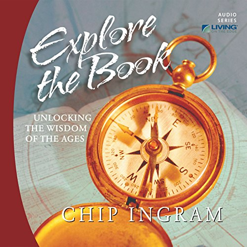 Explore the Book audiobook cover art