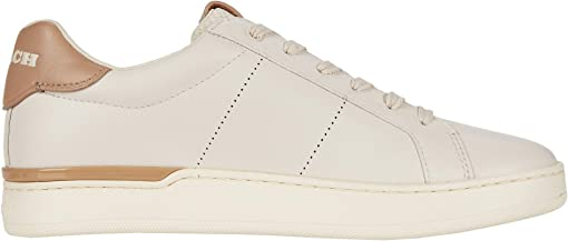 Chalk/Taupe Smooth Leather