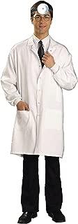 Men's Doctor Costume Lab Coat
