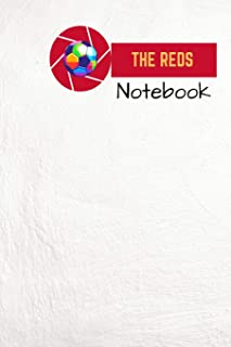 The Reds Notebook: College Ruled Vintage Journal for the real football fan of Liverpool (Liverpool F.C. Notes)