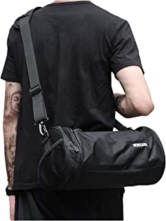 Sports Gym Bag for Men and Women Workout Bags Mens Gym Bag, black1, Size No Size
