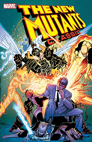 New Mutants Classic Vol. 5 (New Mutants (1983-1991)) (English Edition)