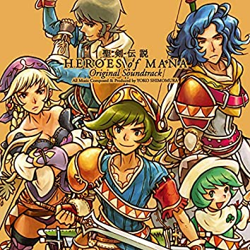HEROES of MANA Original Soundtrack