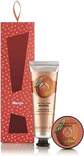 The Body Shop Mango Soft Hands, Warm Kisses Gift Set