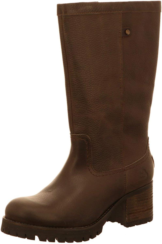 BULLBOXER Damen Stiefel Stiefel 772M76207A braun 338273  zeitloser Klassiker