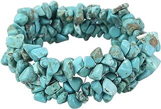 Best turquoise stretch bracelet Reviews