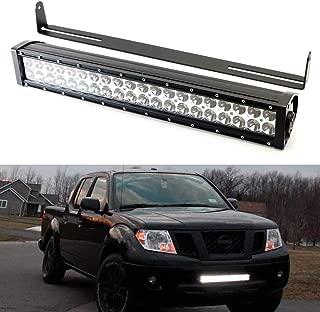 nissan navara roof light bar