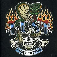 First Tattoo by L.U.S.T.