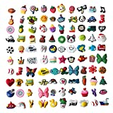 Shoes Charms Fits for Shoes & Jibbitz Wristband Bracelet Various Styles Different Shape Party Gifts...