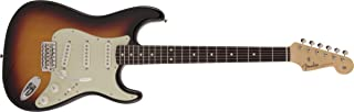 Fender エレキギター Made in Japan Traditional 60s Stratocaster®, Rosewood Fingerboard, 3-Color Sunburst