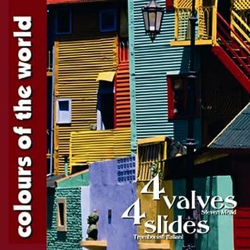 Colours of the world - 4 valves 4 slides