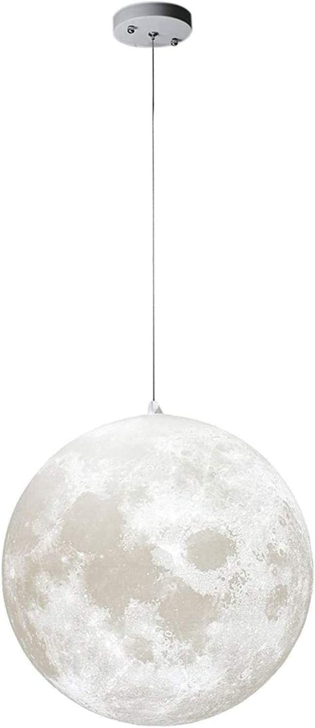 Limited time sale Ranking TOP11 QTQHOME Dimmable Moon During Chandelie Multicolored Bedroom Lamp