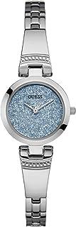 جس ساعة رسمية للنساء، ستانلس ستيل، انالوج بعقارب - W0890L1