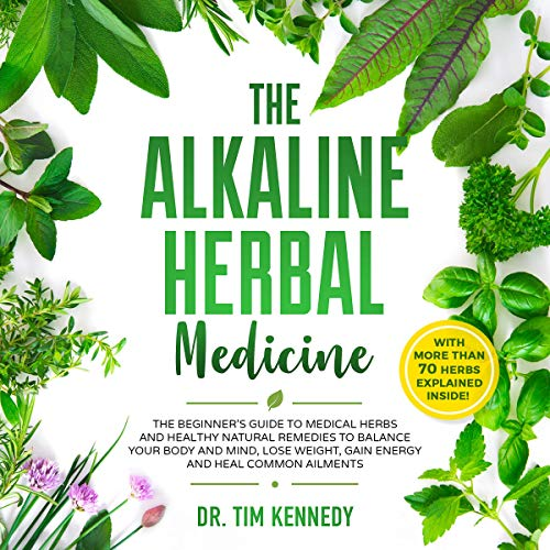 The Alkaline Herbal Medicine audiobook cover art