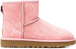 UGG Luxury Fashion Womens UGSCLMPCRY1016222W Pink Ankle Boots | Fall Winter 19