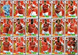 Panini Adrenalyn XL Premier League 2019/20 Arsenal 18 Tarjeta Equipo Set - 19/20