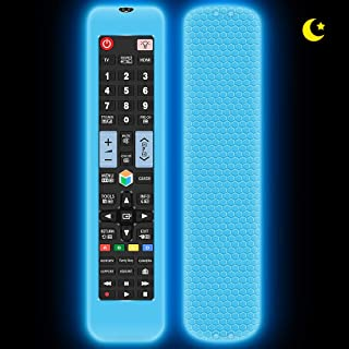Protective Case for Samsung BN59-01178W AA59-00652A RM-D1078+ BN59-01178B Universal Remote Control,Silicone Cover for CooL...