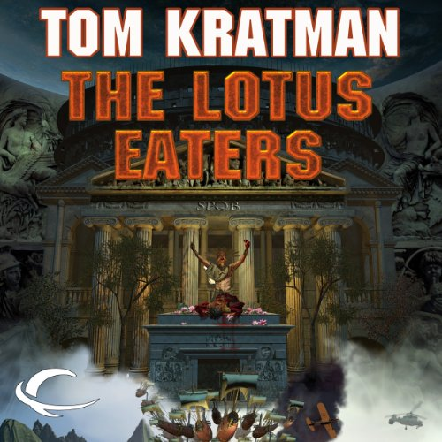 The Lotus Eaters audiobook cover art