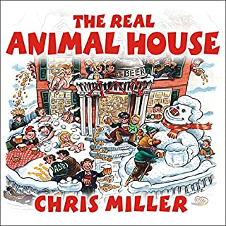 The Real Animal House audiobook cover art